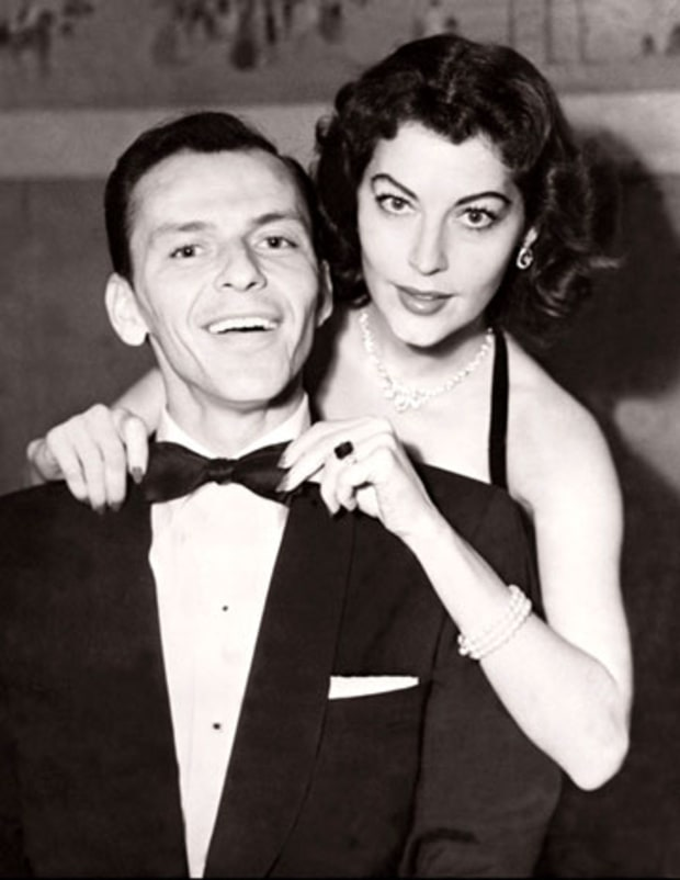 Ava Gardner and Frank Sinatra | Hollywood Home Wreckers ...