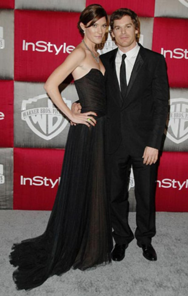 Michael C. Hall & Jennifer Carpenter