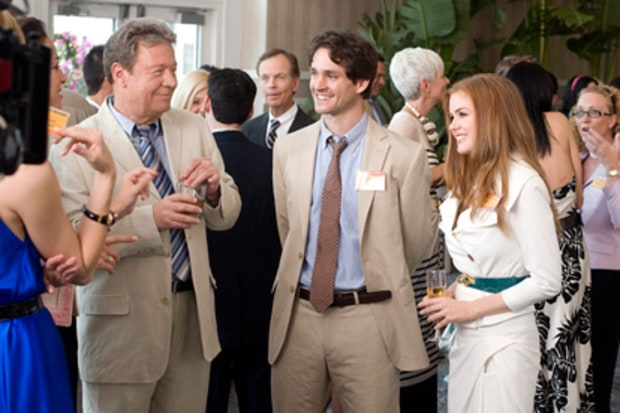 Tim Ware, Hugh Dancy, Isla Fisher