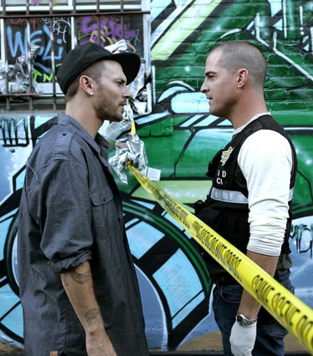 Kevin Federline, CSI: Crime Scene Investigation