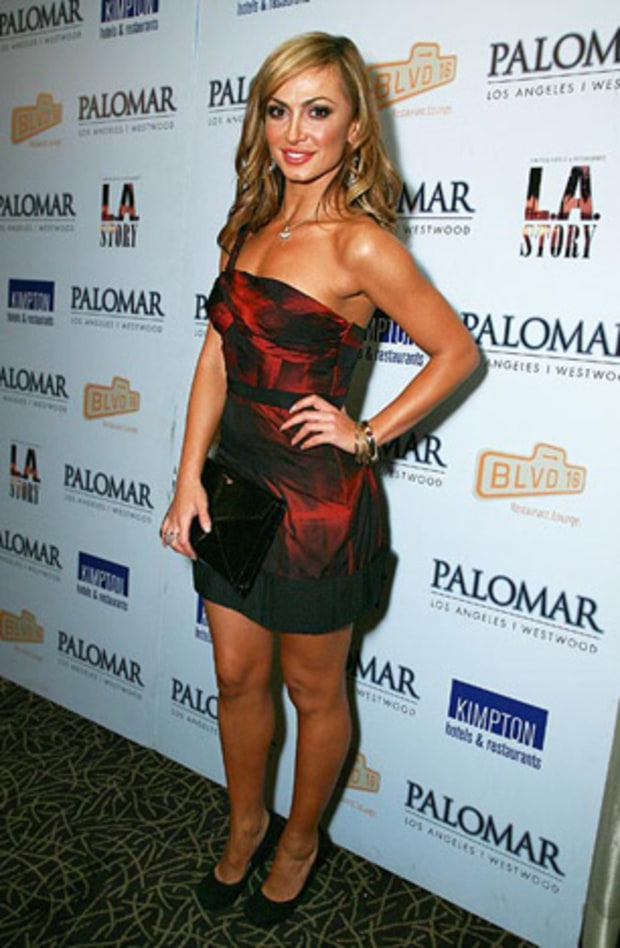 Karina Smirnoff - Before