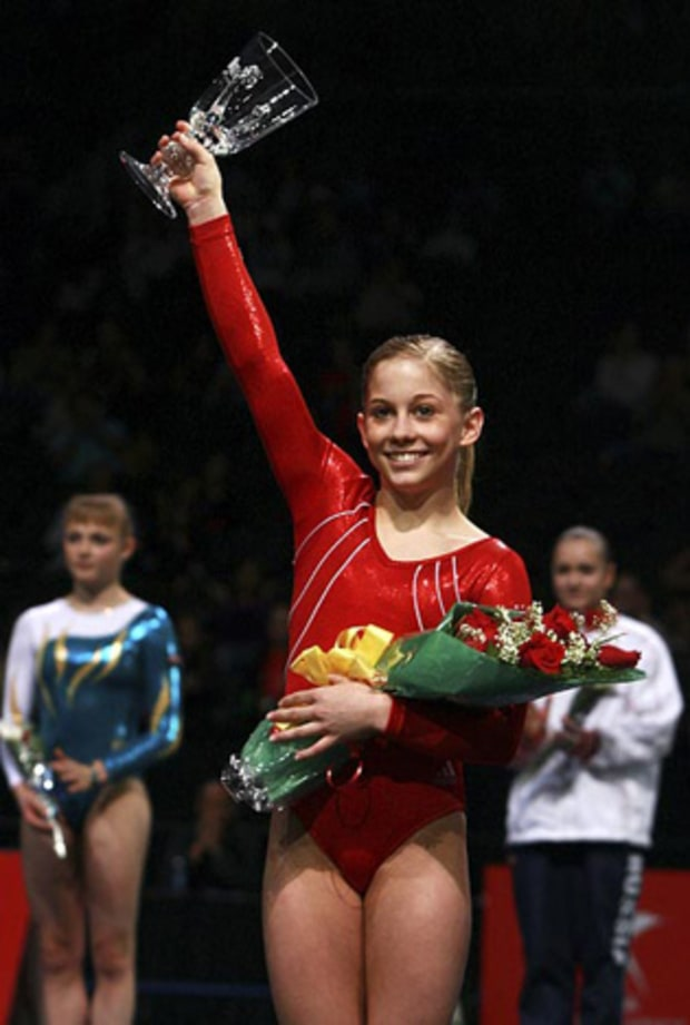 Shawn Johnson - Before
