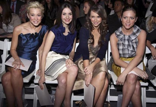 Kellie Pickler, Alison Brie, Jennifer Love Hewitt and Brittany Snow