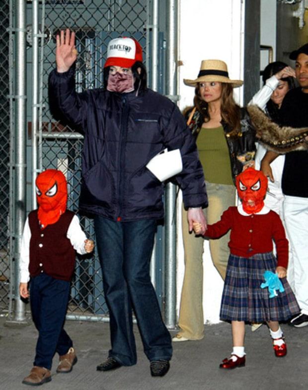 Prince Jackson Explains Why Mj Kept His Kids Faces Hidden Fuse
