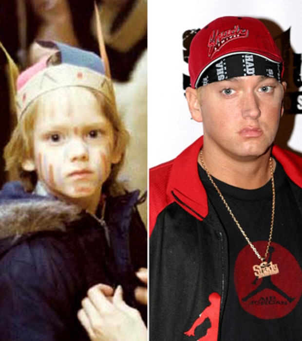 Eminem | Stars as Kids | Us Weekly