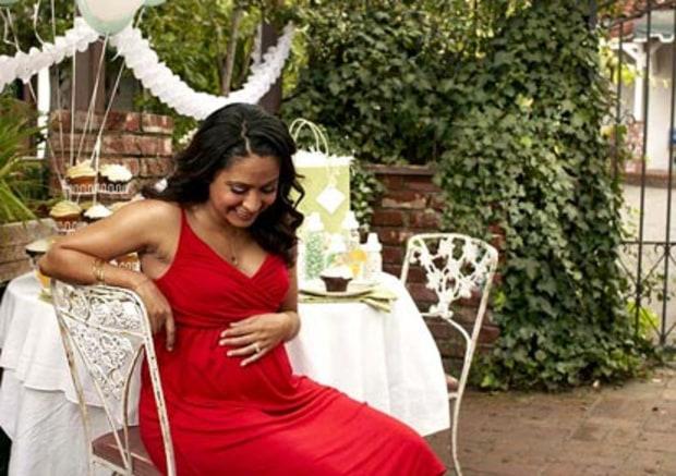 Parminder Nagra | Star Moms Prep for Baby | Us Weekly