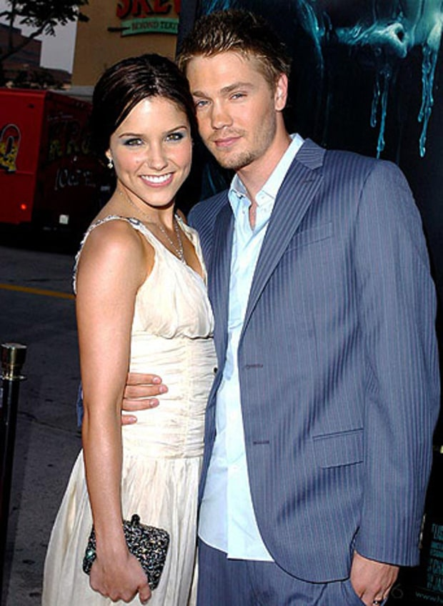 Chad Michael Murray & Sophia Bush: 5 months
