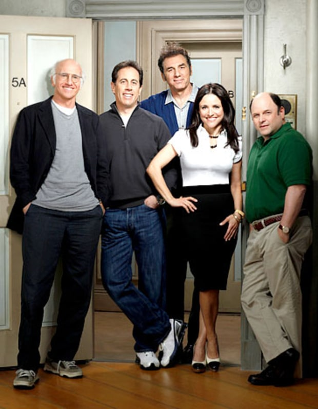 Cast of Seinfeld, Curb Your Enthusiasm