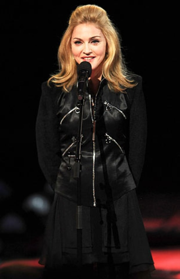 Madonna's Touching Tribute