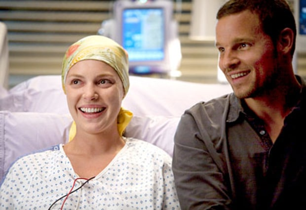 "Izzie's ""'Til Death Do Us Part"""