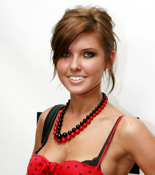 Audrina Patridge  - Then
