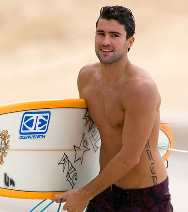 Brody Jenner - Now