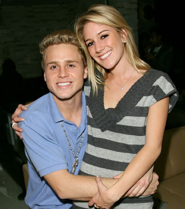 Spencer Pratt - Then