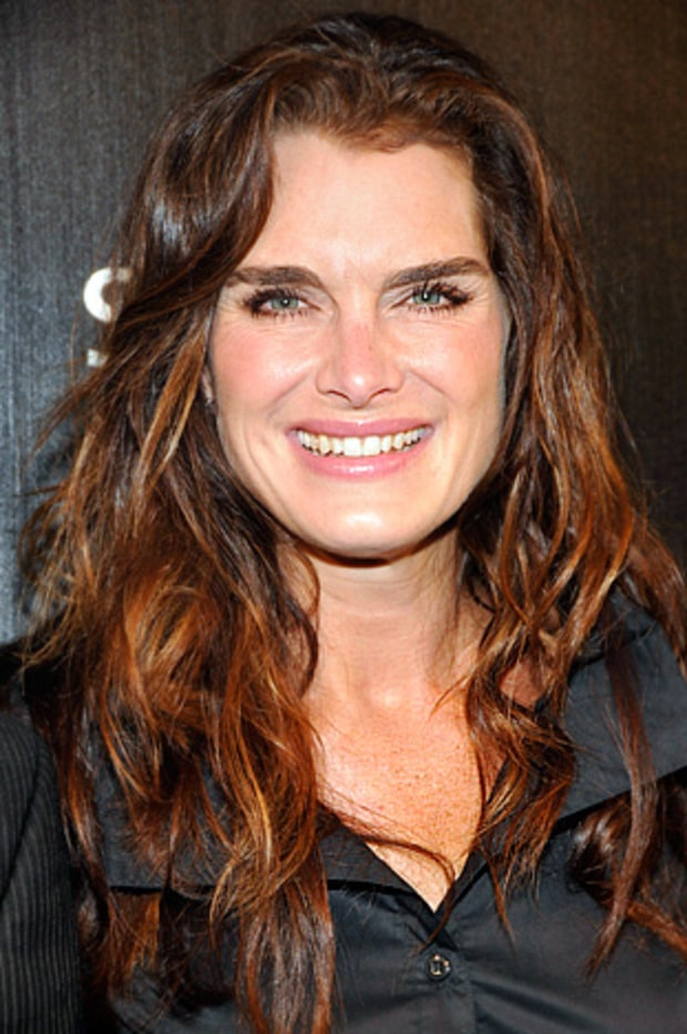 Brooke Shields: Age 22