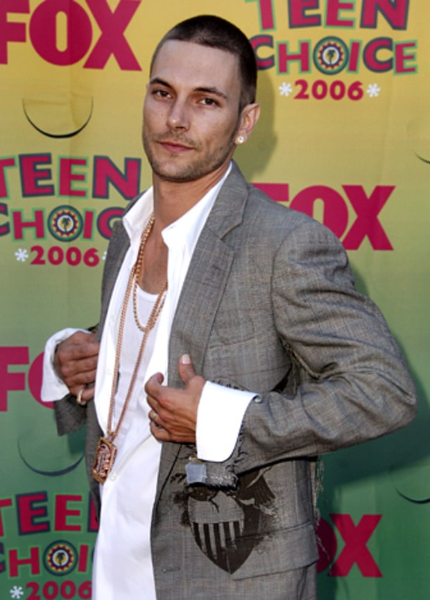 Kevin Federline - Before