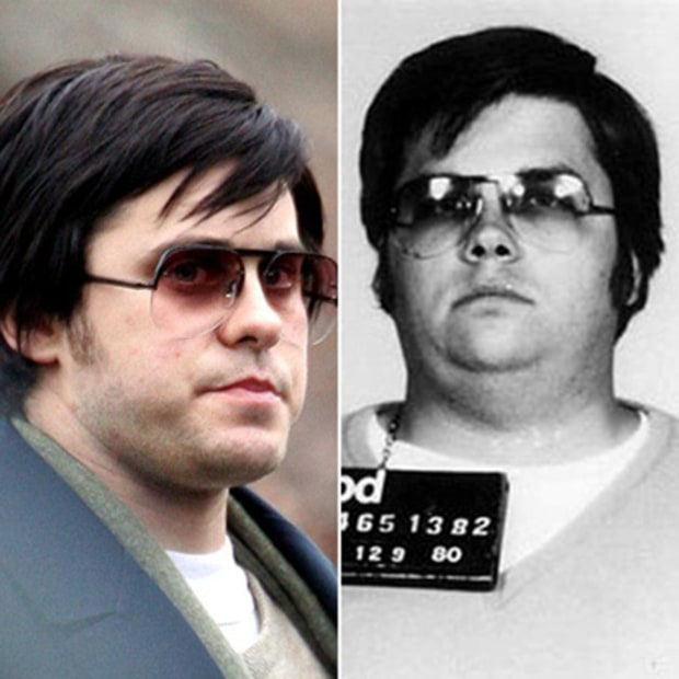 Jared Leto as David Chapman