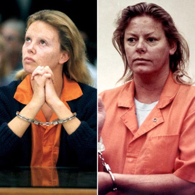 Charlize Theron as Aileen Wuornos
