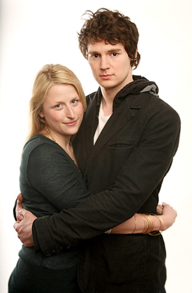 Mammie Gummer and Ben Walker