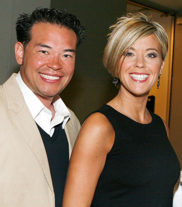 It's Jon and Kate Gosselin!