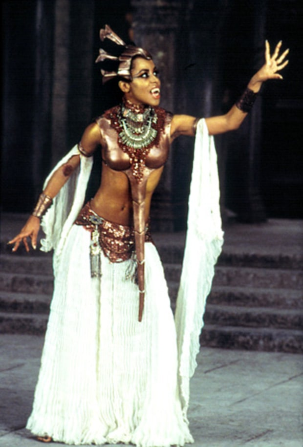 The aaliyah queen of the damned movie opinion the