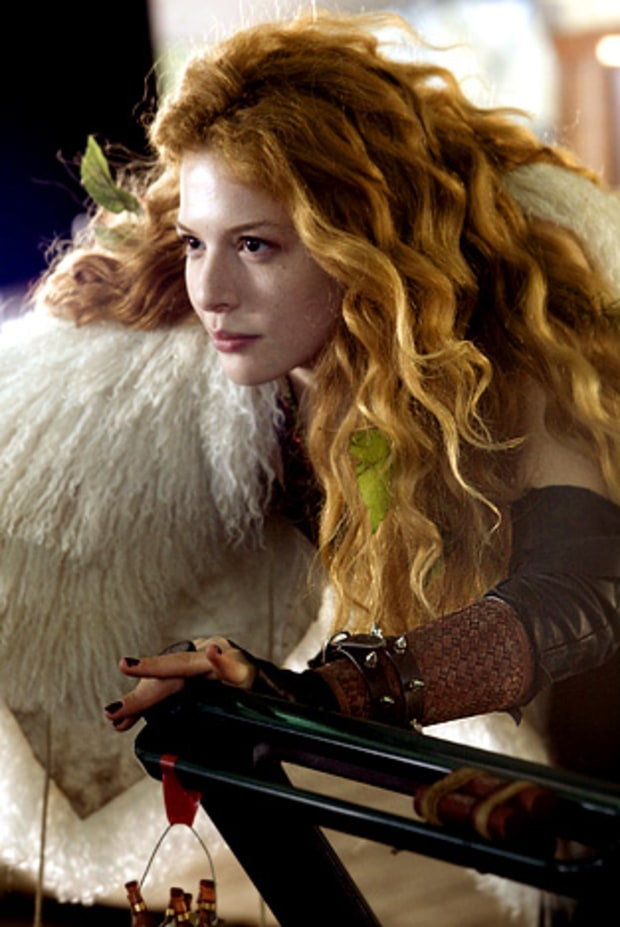 Rachelle Lefevre - Now