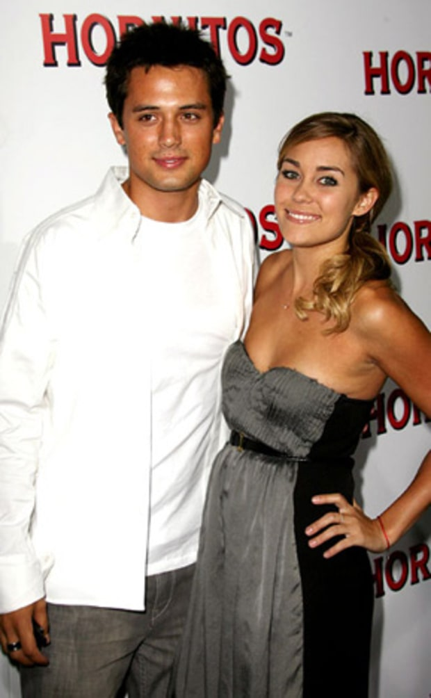 Lauren Conrad & Stephen Colletti
