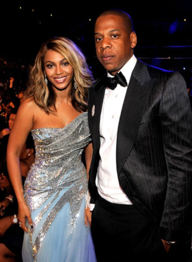 Beyonce and Jay Z: 12 years
