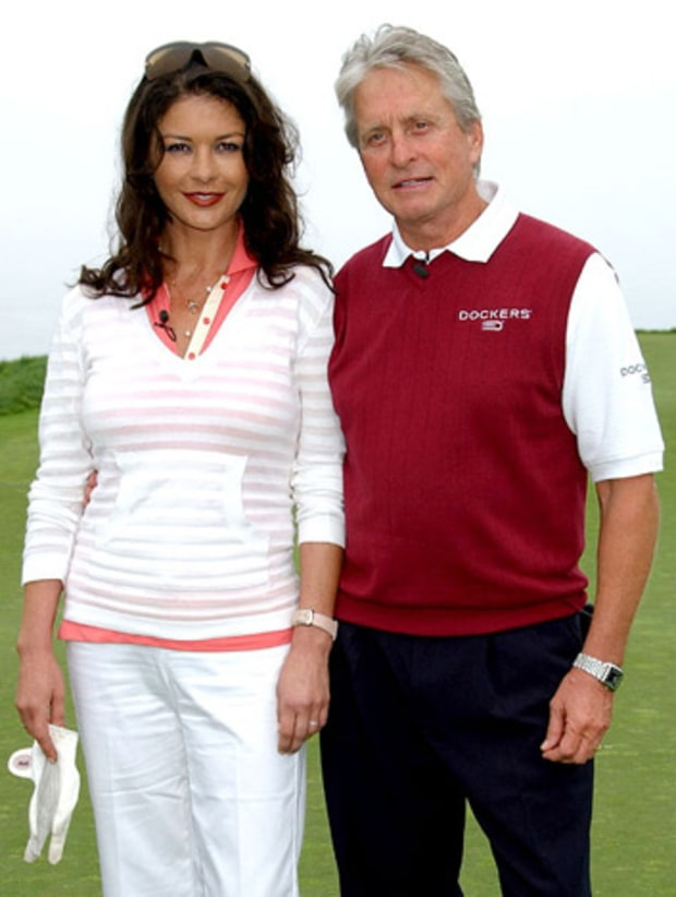 Catherine Zeta-Jones and Michael Douglas: 25 years