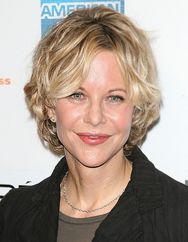 It's Meg Ryan!