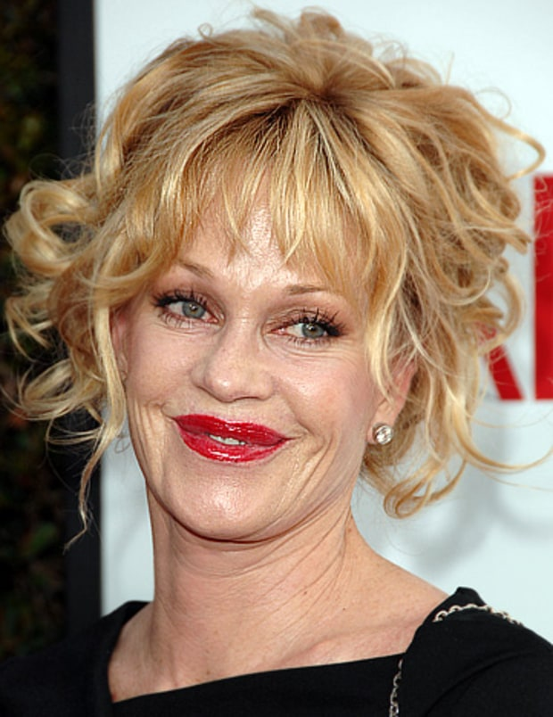 It's Melanie Griffith!