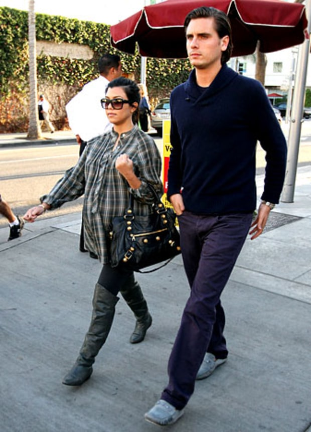 Kourtney and Scott: Back On!