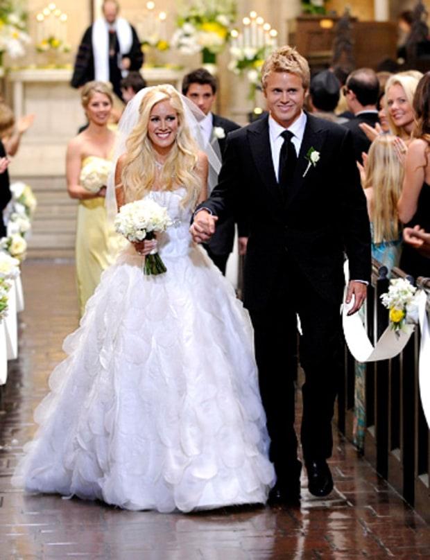 Heidi Montag And Spencer Pratt Weddings Of The Year Us Weekly