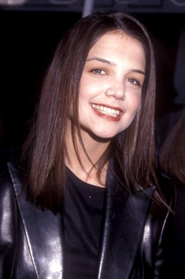 Katie Holmes in 1999