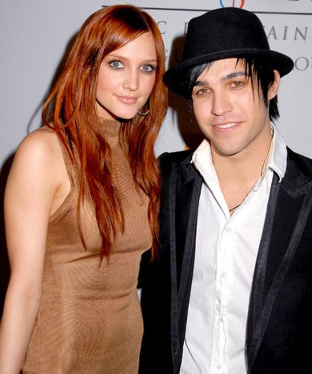 Ashlee Simpson: Engaged at 23