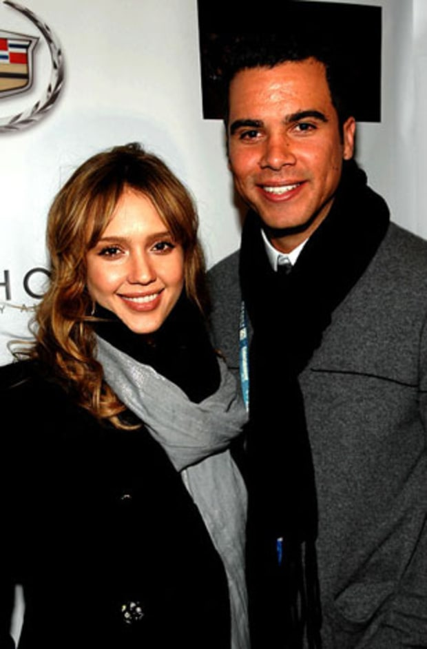 Jessica Alba: Engaged at 26