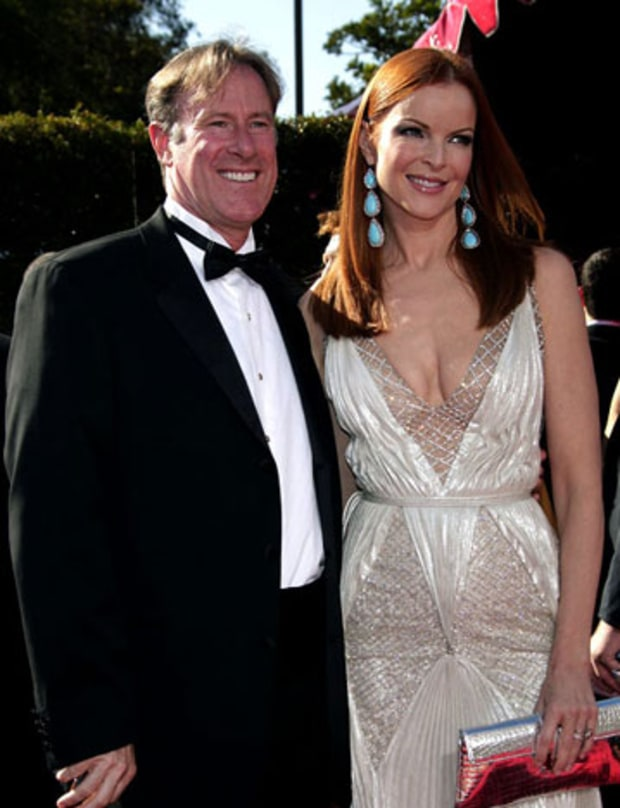 Marcia Cross: Engaged at 43