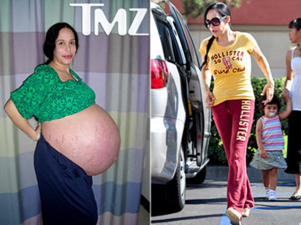 Pictures Of Nadya Suleman Pregnant 33