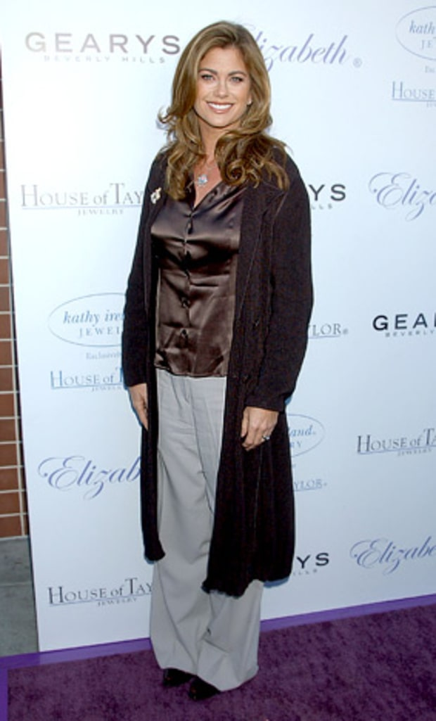 Kathy Ireland - Before