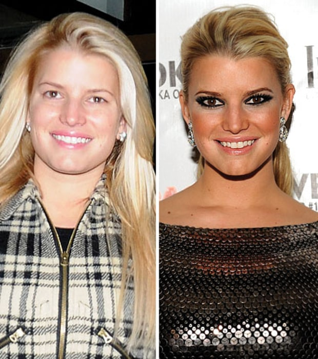 Jessica Simpson Stars Without Makeup! Us Weekly - Stars Without Makeup
