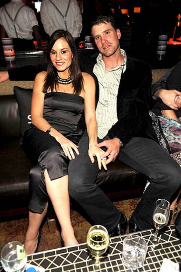 KARA DIOGUARDI AND MIKE MCCUDDY