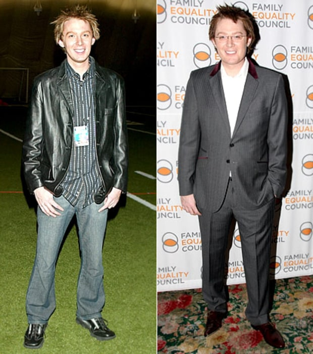 Clay Aiken, Season 2 Runner-Up