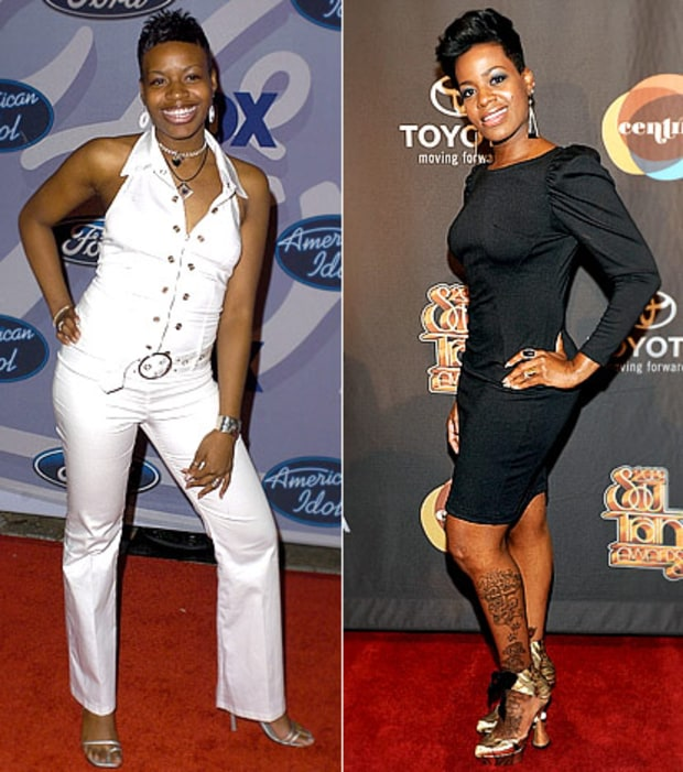 Fantasia Barrino, Season 3 Winner