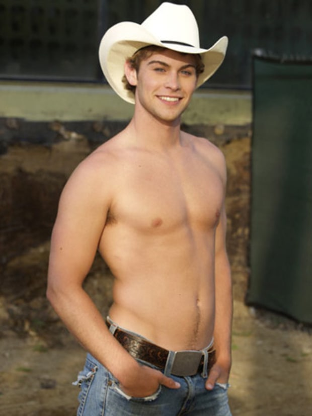Chace Crawford: Then