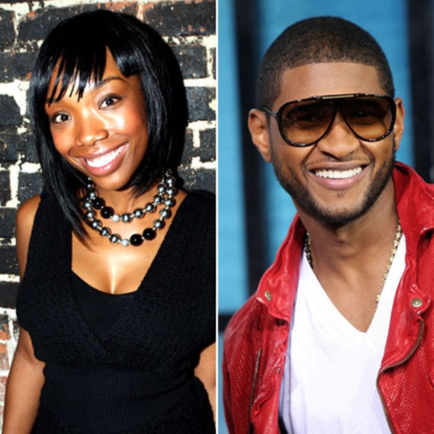 Brandy Norwood and Usher Raymond: Now