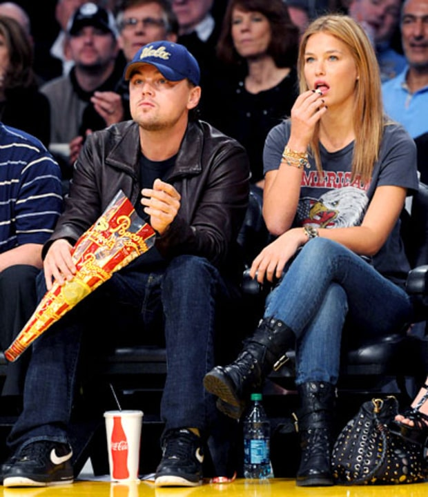 Courtside Munchin'