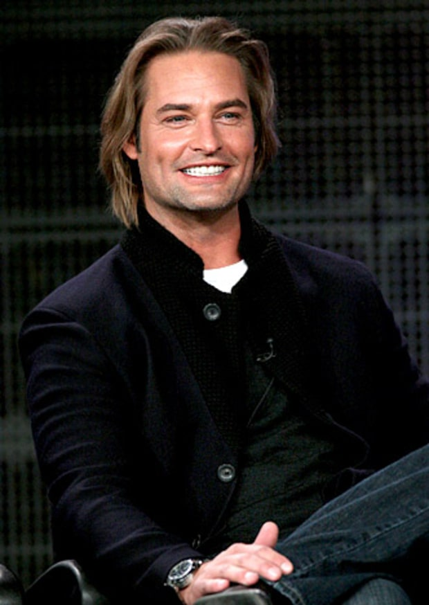 Josh Holloway: Now