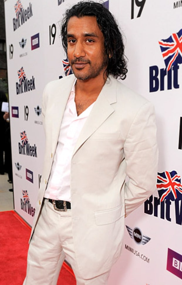 Naveen Andrews: Now