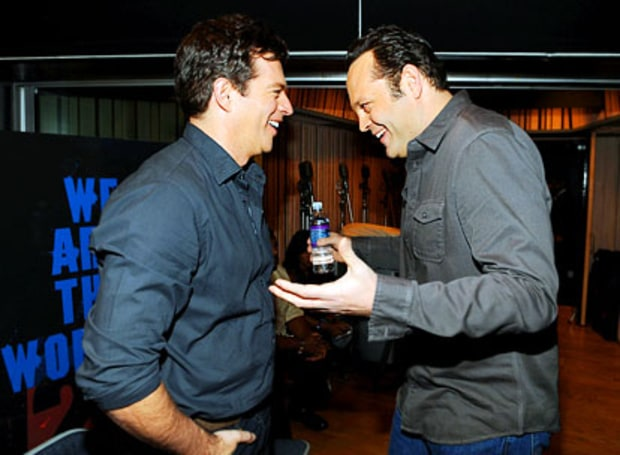 Harry Connick Jr.  and Vince Vaughn