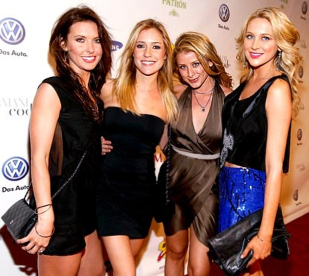 The Hills Cast!