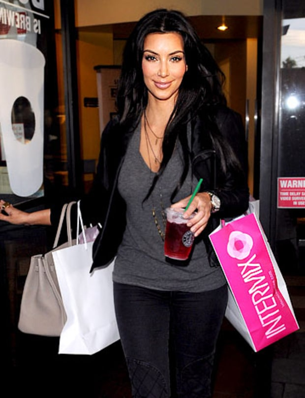 Retail Therapy for Kim!